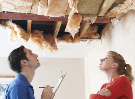 How to Spot Roof Leaks