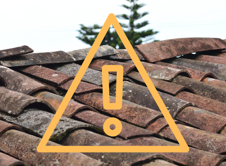 6 [Serious] Signs You Need a New Roof