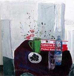 European bridges, 2014, oil/canvas, 70x65 cm