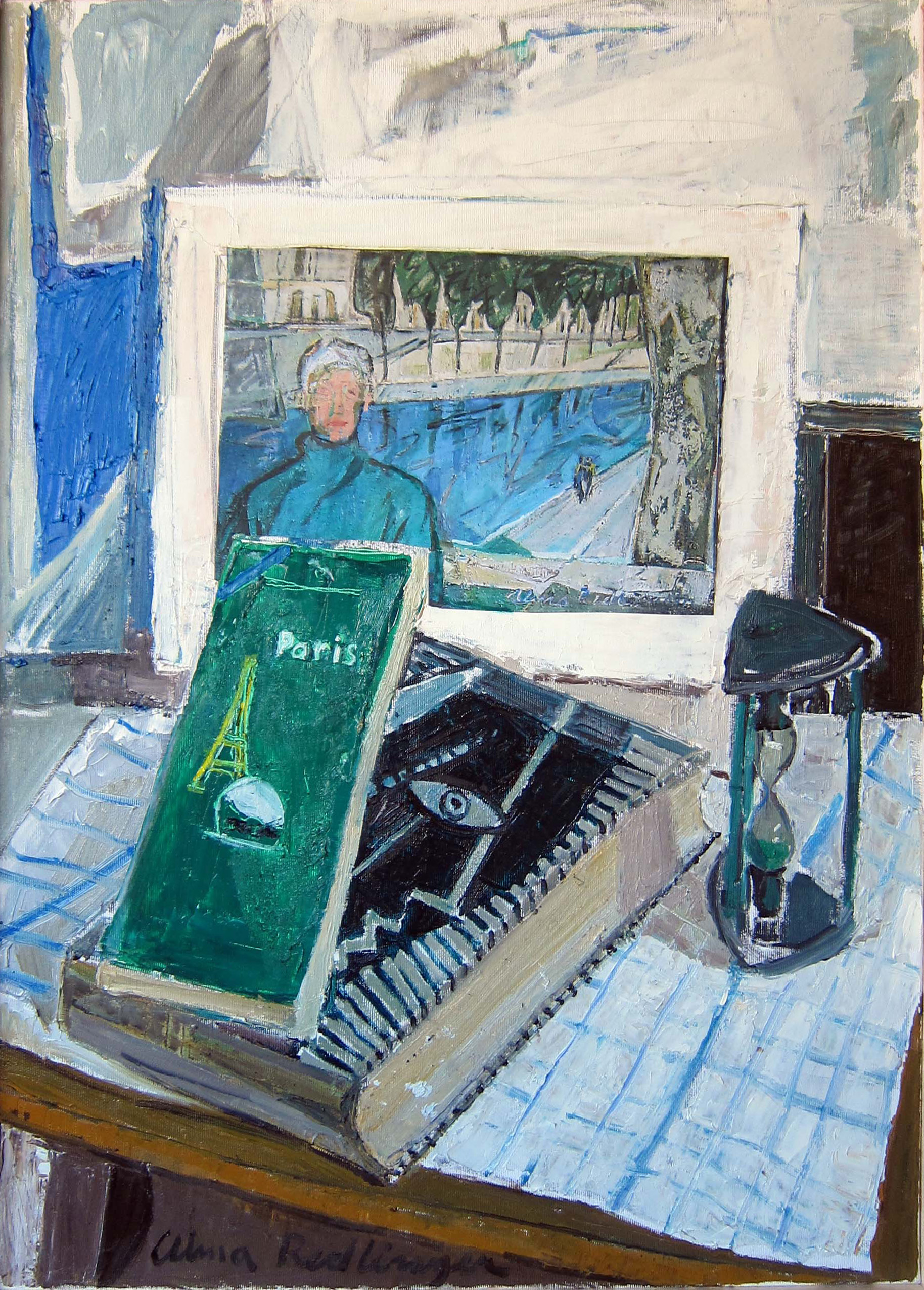 Memories, 2011, oil/canvas, 50x70 cm