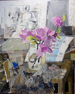 Magnolia, 2008, oil/canvas