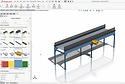 Increase Quality and respond to customer enquiry instantly. With design automation you can customise down to the lowest detail and respond with in minutes. When the order has been confirmed, you can share the detailed 2D drawings with the manufacturing without any engineering involvement