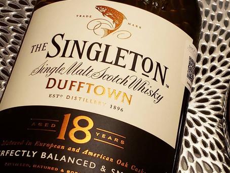 Reseña: The Singleton Dufftown 18 años