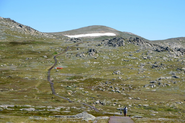 Mount-Kosciusko