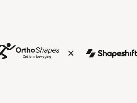 Shapeshift3DAnnounces its Partnershipwith OrthoShapes