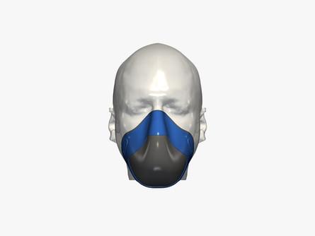 NOUVEAU! Masque de protection Beyond-Fit™