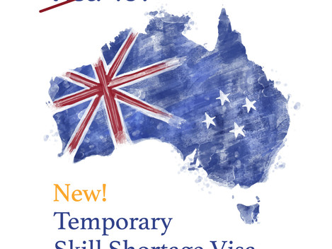 Abolition and replacement of the 457 Visa