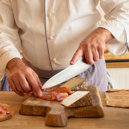 Charles Webb's Top 5 Kitchen Essentials