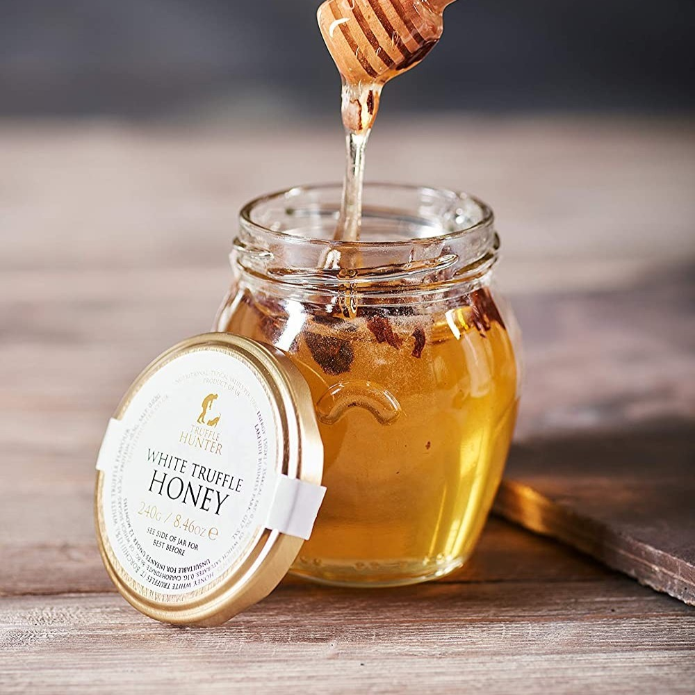 TruffleHunter White Truffle Honey