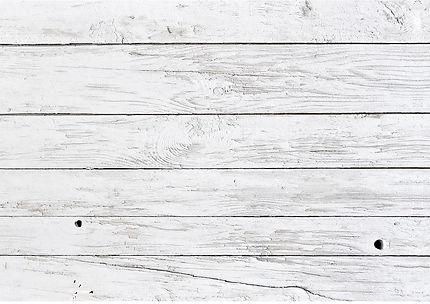 White Wooden Shiplap Wallpaper Wall Mura