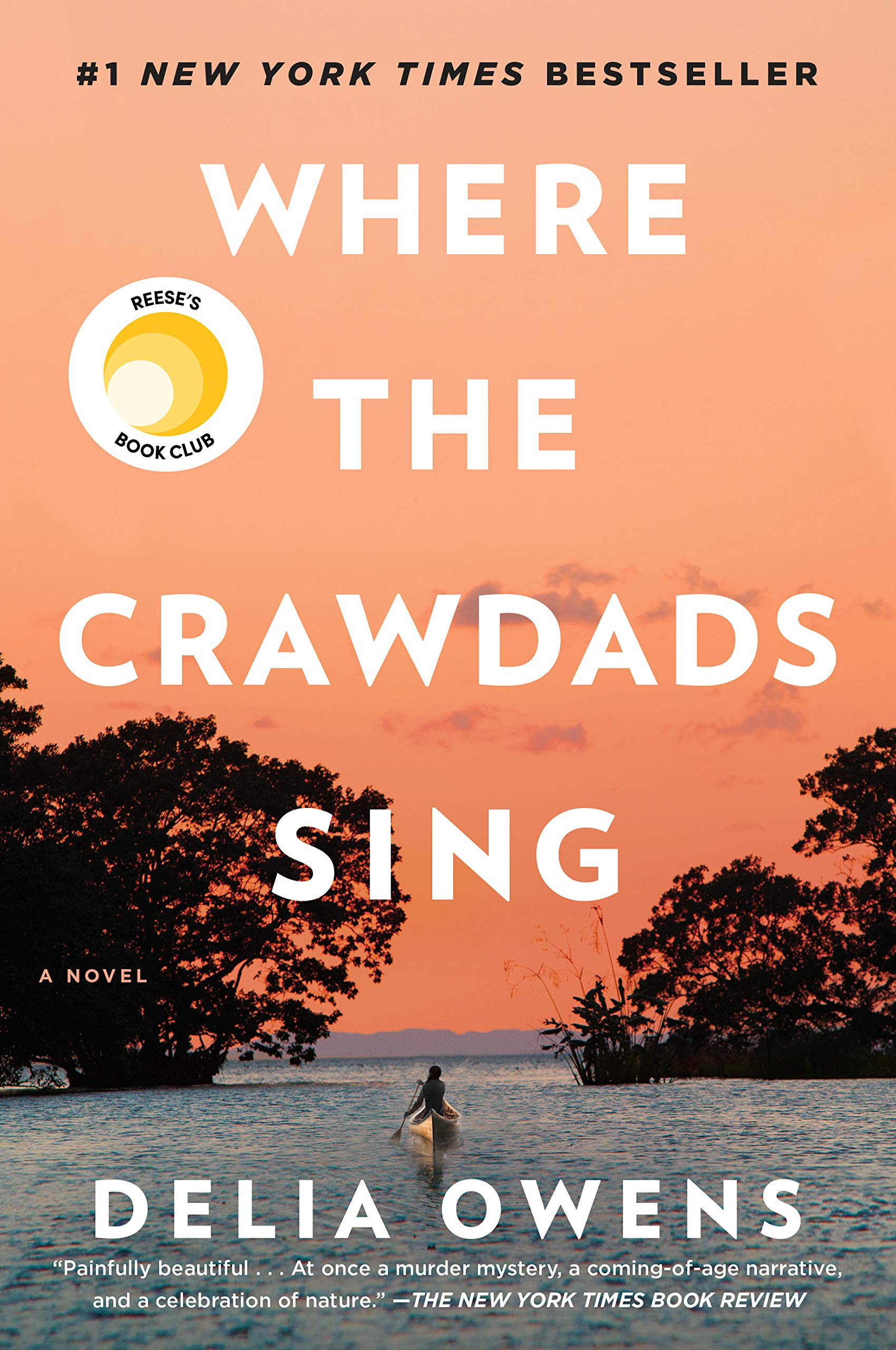 """Where the Crawdads Sing,"" Delia Owens"