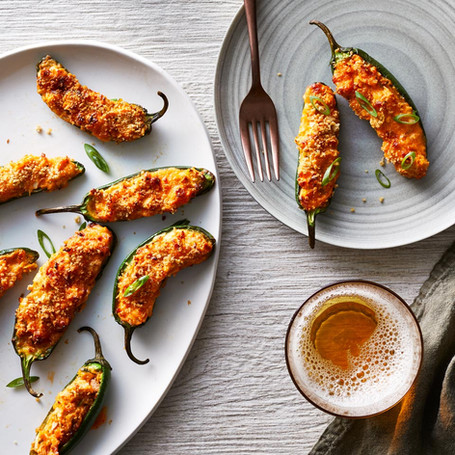 Healthy Snacks for the Best Super Bowl Watch Party Ever
