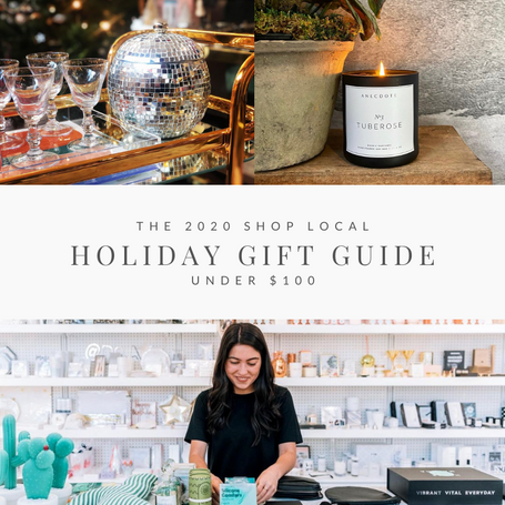 The 2020 Under $100 Holiday Gift Guide