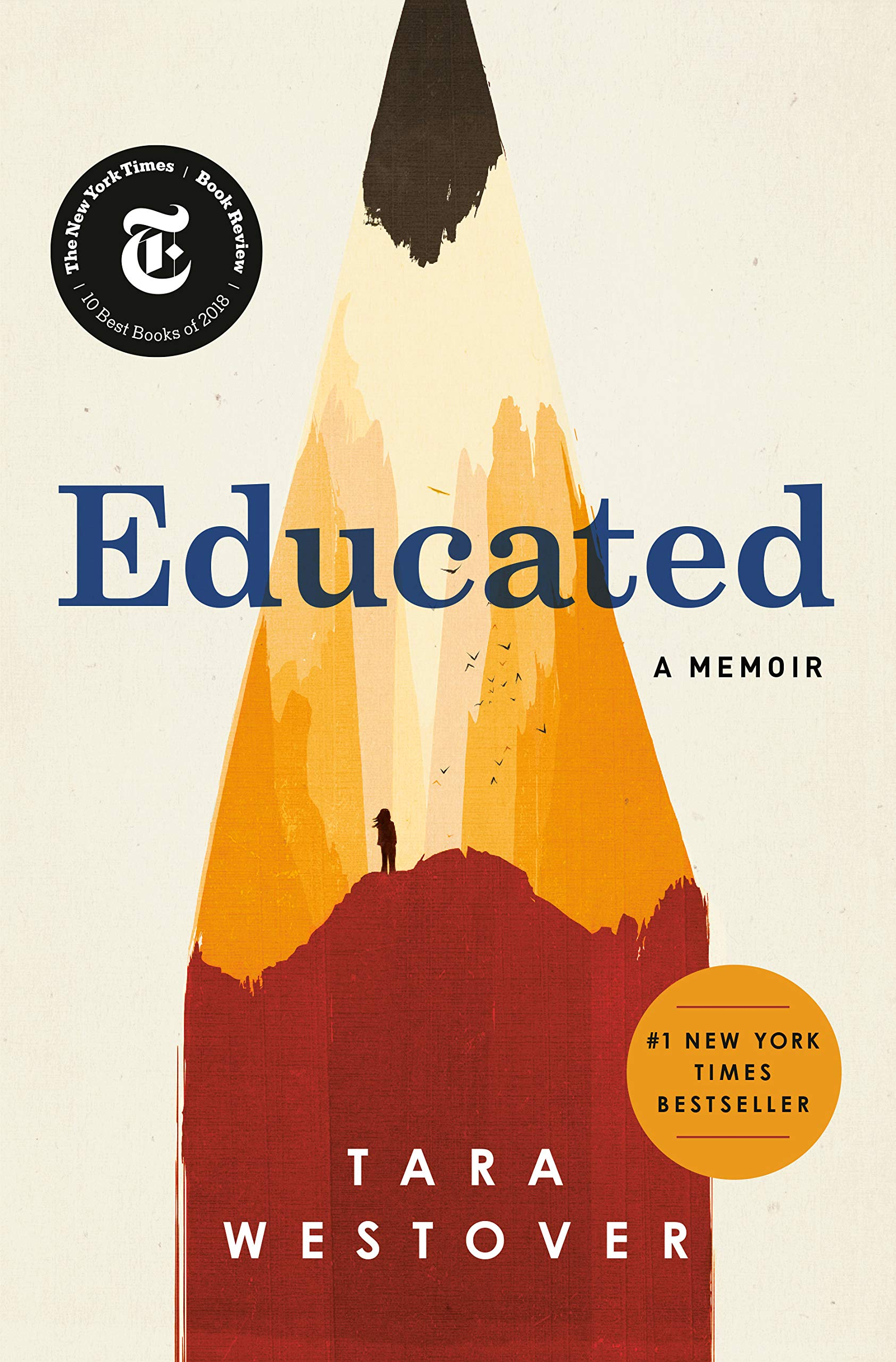 """Educated,"" Tara Westover"