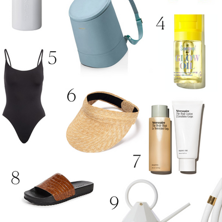 Live Well with our Summer Essentials