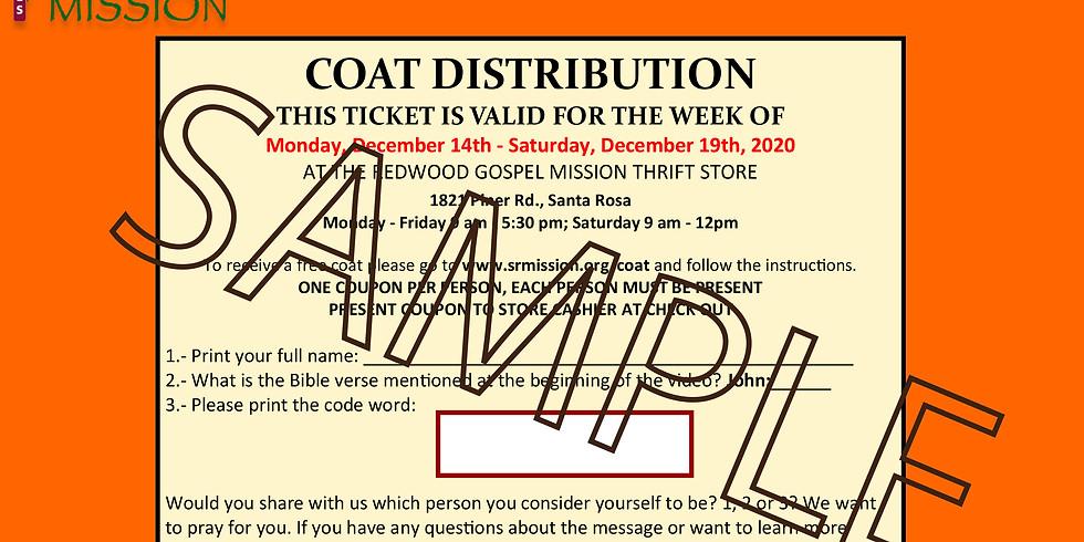 Coat Distribution