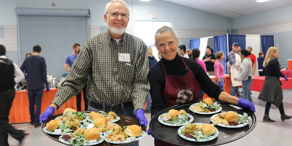 Great Thanksgiving Banquet