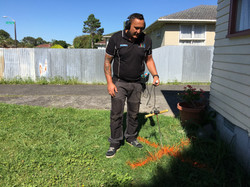 Detecting Leaks at Private property