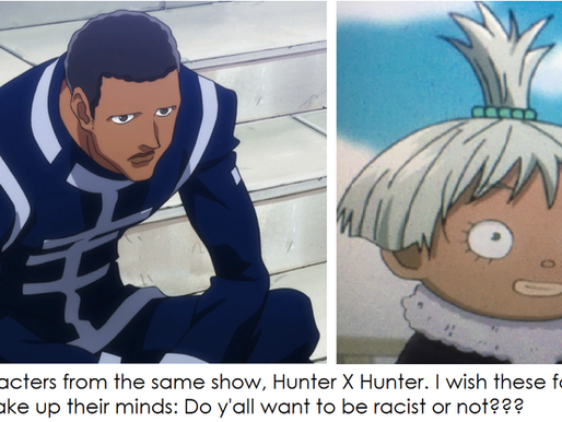 9 Questions About the Afrophobia & Racism in Hunter X Hunter
