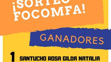 SORTEO FOCOMFA 2021