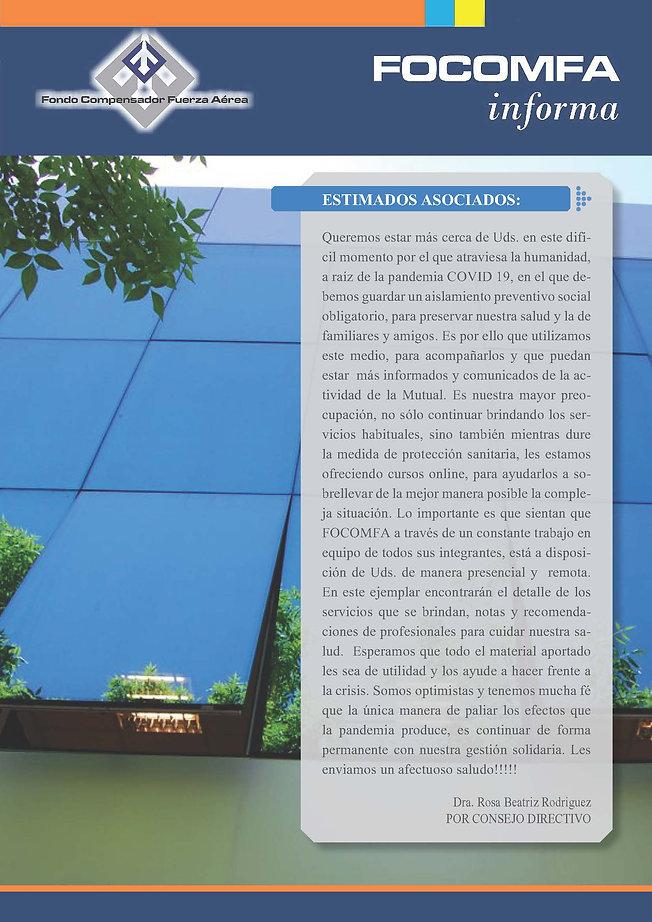 Revista FOCOMFA