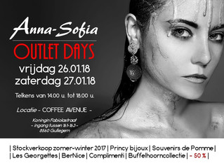 Anna-Sofia OUTLET DAYS