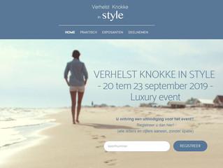 VERHELST KNOKKE in Style - 20|0919 t/m 23|09|19