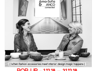 POP-UP : Anna-Sofia & ANCO connected!