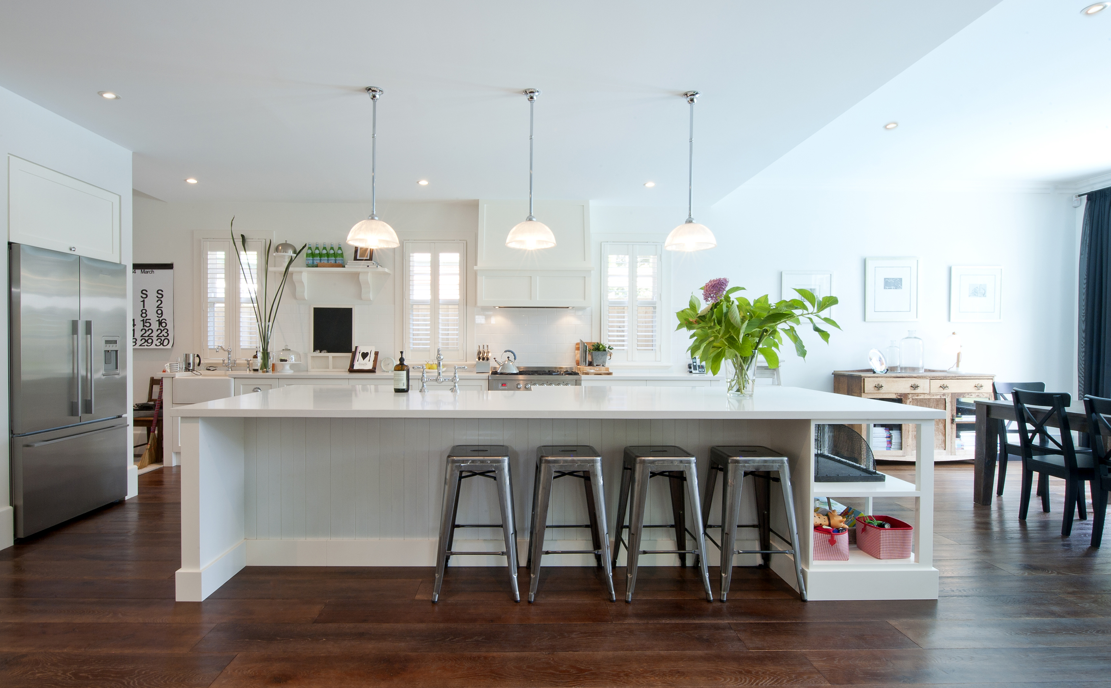 Architest Balwyn Kitchen