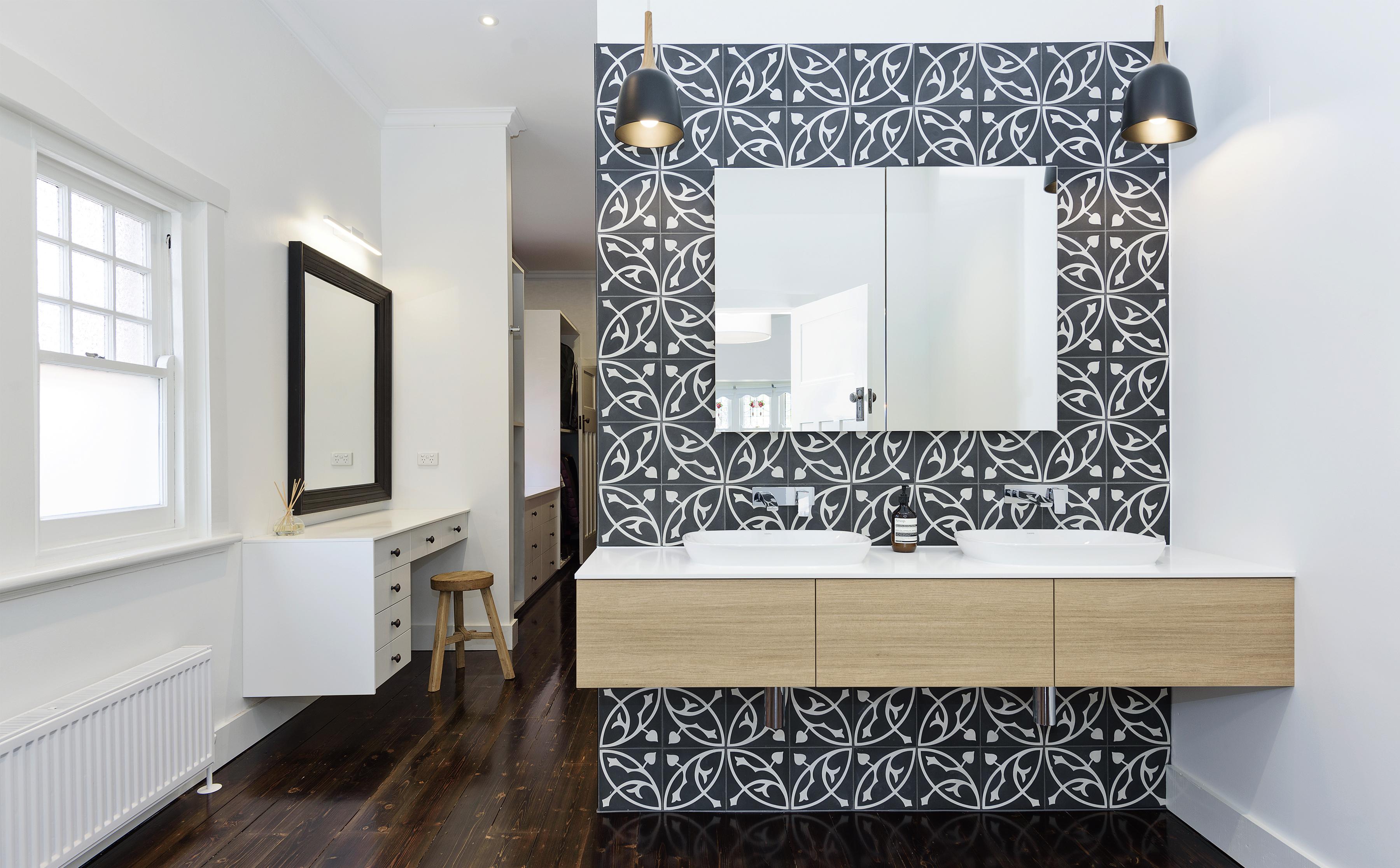 Architest Camberwell bathroom