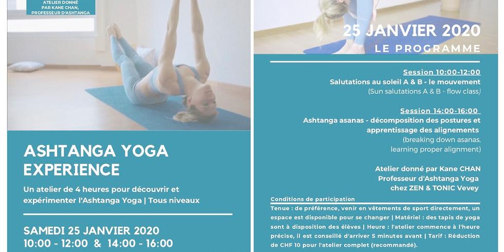 Ashtanga Yoga Experience