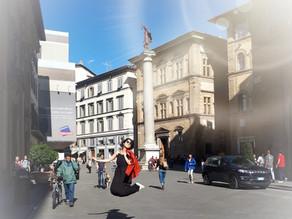 Quando vida e sonho se encontram na Itália