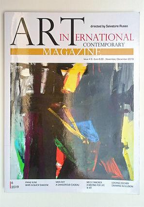 Art International Contemporary Magazine
