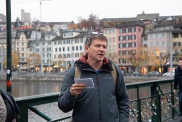 Wasser und Zeit im Gepräch an der langen Nacht der Philosophie in Zürich