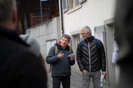 Wasserbotschafter Ernst Bromeis und Thomas Marti: Resonanz!