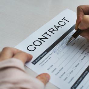 AVG: wat leg je vast in een verwerkersovereenkomst?