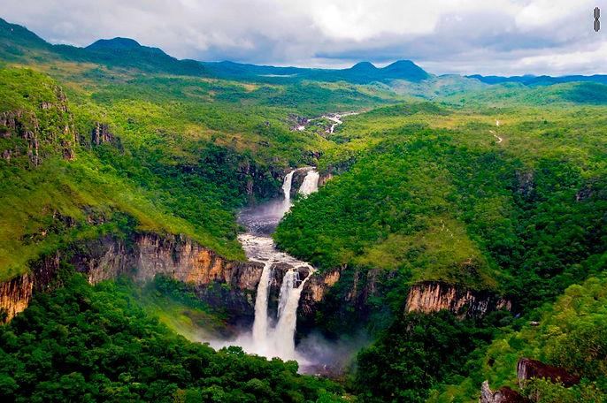 Parque Nacional Chapada dos Veadeiros cv