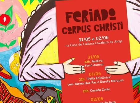 Programação para o feriado de Corpus Christi na Chapada dos Veadeiros
