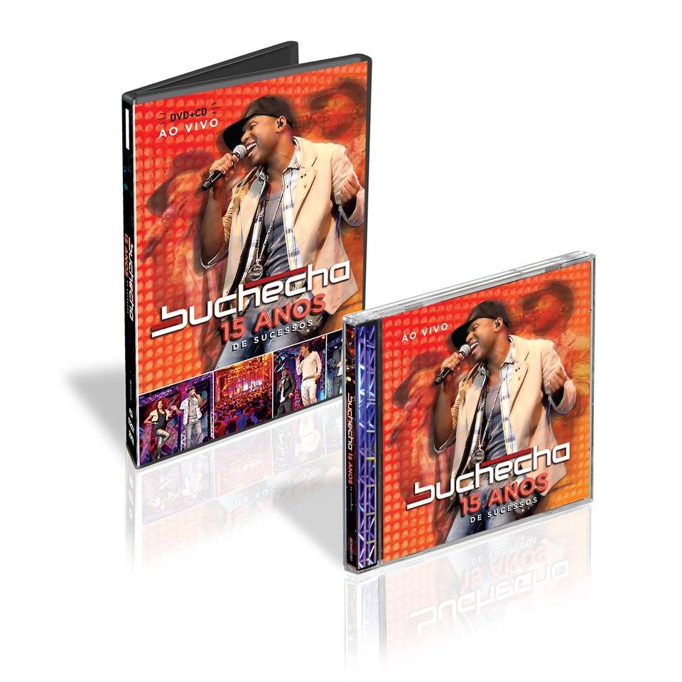 CD e DVD Buchecha