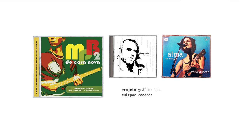 CDs Cultpar Records