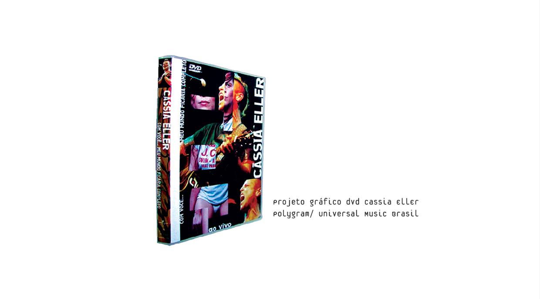 DVD Cassia Eller