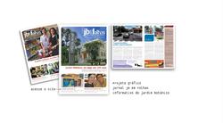 Projeto Gráfico JBemFolhas