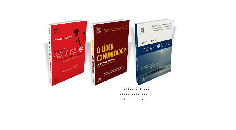 Capas Editora Elsevier