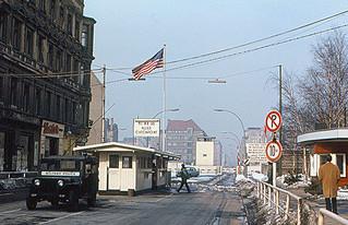 Confianza legítima y Checkpoint Charlie