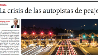 Artículo Autopistas - El Vigía