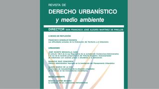 """Artículo en la RDU """"La extinción de las concesiones hidroeléctricas"""""""
