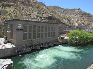 El canon a la hidroelectricidad, regulado por el Decreto 198/2015, remitido al Tribunal de Justicia