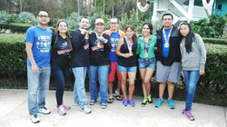 Locos guatemaltecos que corren