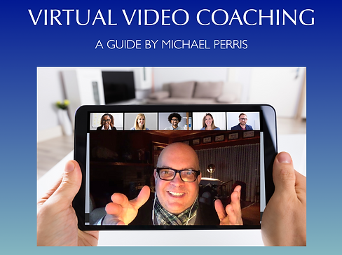 Virtual Video Coaching with Michael Perris - host of Style Philosophers podcast