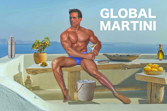 A modern tastemaker for the sophisticated  - yet casual -  cocktail lifestyle.  An adventure is always on the horizon with GLOBAL MARTINI, especially in Santorini.